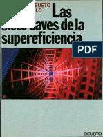 Las Siete Llaves de La Supereficiencia