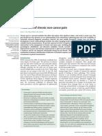 Treatment of Chronic Non Cancer Pain Lancet 2011