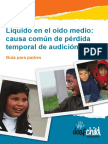 DCW Glue Ear Guide for Parents Spanish1