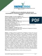 A IMPORTÂNCIA DA DISCIPLINA PROJETOS DE.pdf