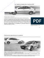Manual de usuario Jac J3