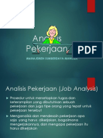 Job Anal, Job Desc, Job Eval