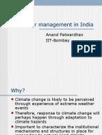 Disaster Management com