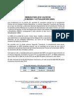07-18 Unidad de Medida y Actualización (Uma)