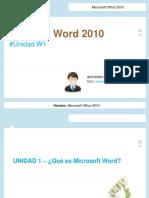 Presentacion Para Alumno Word