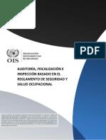 Auditoria, Fiscalización e Inspeccion en Seguridad Vacan