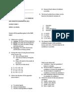 Science f1 p1