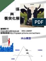 106.06.02-B3-工作關係與衝突化解-環安系-詹翔霖老師
