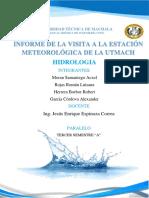 Informe de Estación-meterológica