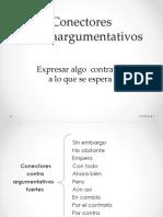 Exposición Argumentación (Conectores Lógicos)