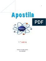 Apostila de Física - 1ª Série