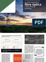 Las Redes Regionales de Fibra Optica y Las Lecciones No Aprendidas