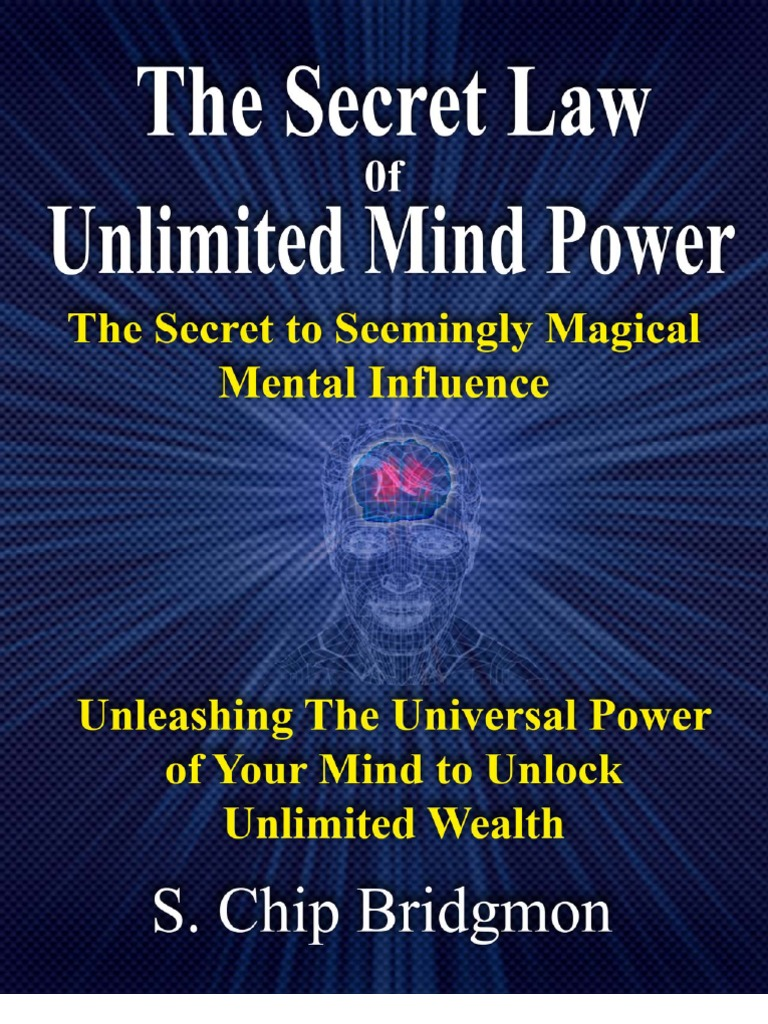 16501151 secret law of unlimited mind power 2 consciousness mind fandeluxe Image collections