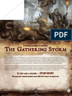Adventure - The Gathering Storm (Maps)