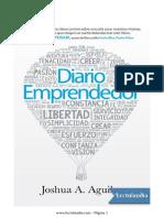 Diario Emprendedor - Joshua a. Aguilar