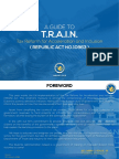 A Guide to Train Ra10963