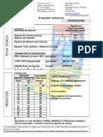 Navitek Etiquetas Adhesivas Ficha Tecnica Del Producto 358424