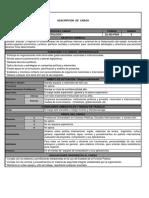 Perfil de puesto politólogo