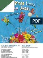 Album Fiesta Les Petits Loups Du Jazz