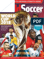 World Soccer - December 2017