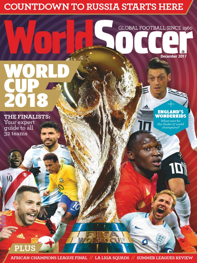 82e1d92a485 World Soccer - December 2017