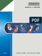 Pioneer Castor Catalogue 2008 (1)
