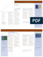 07 IHRDC International Petroleum Management Certificate Program