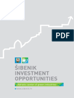 Sibenik Investment Opportunities map