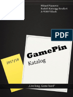 GamePin Katalog