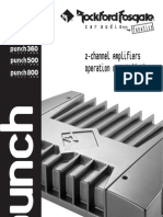 Punch 250 Manual