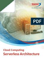 Cloud Computing Serverless Architecture