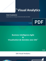 Atelier SAS Visual Analytics