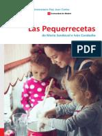 Pequerrecetas 1ª Edición 2016