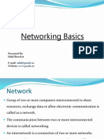 Networking Basics