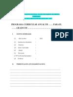 Programación Anual(Matriz)2012
