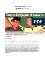 6 Iqbal Prospects and Obstacles of the Framework Agreement on the Bangsamoro