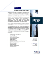 PIAS Seminar Profile & Synopsis
