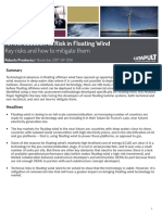 An Introduction to Risk in Floating Wind _ Roberts Proskovics _ AP-0014