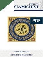 IslamicText Institute Portfolio - 2018.pdf