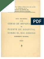 Reparación Del Puente de Hospital