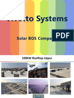 Vivetto Systems_Rooftop Projects