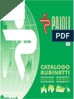Paioli Catalogo Rubinetti 2