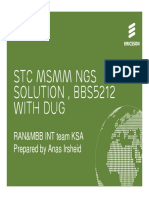 NGS Solutions and Cases NW V1.2