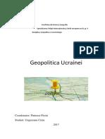 Geopolitica Ucrainei