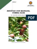 Recetas Con Manzanas Comida Sana