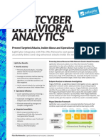Lightcyber Behavioral Analytics