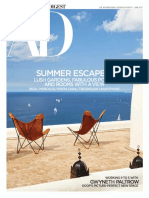 Architectural Digest USA June 2017