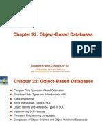 Object Based Databases