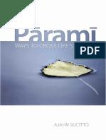 Parami - Ways to Cross Lifes Floods - Ajahn Sucitto