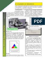 12 Impresión en Laboratorio